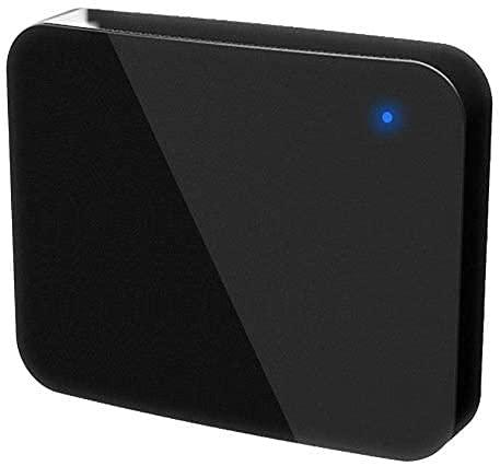 Mini 30 Receptor Bluetooth 5.0 Adaptador de música de audio inalámbrico A2DP para HD Home Stereo Music Streaming Sistema de sonido, Compaatible con Bose Sounddock II 2 IX 10 Altavoz