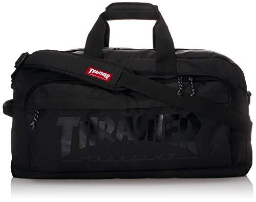 [スラッシャー] [ユニセックス] ボストンバッグ 3WAY (ショルダーテープ付き)[ THR-120 / 3Way Boston Bag ...