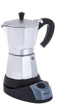 Uniware Professional Electric Espresso/Moka Coffee Maker