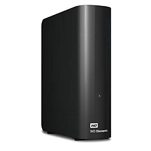 WD 8TB Elements Desktop Hard Drive