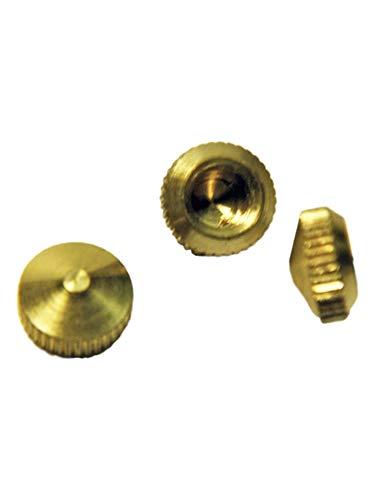 Junghans W838 W817 Gesloten wijzermoer goud hoedmoer voor kwarts uurwerk