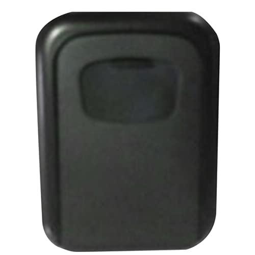 KoelrMsd Ideal para el Almacenamiento de Llaves con un Gran Espacio de Almacenamiento Renovación B & b Caja de Llaves con contraseña Caja de Seguridad con Llave de Pared