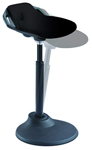 ALBA MHFLEXY N - Sgabello ergonomico a dondolo