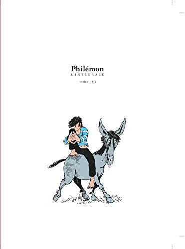 Philémon - Intégrales - Tome 1 - Tomes 1 à 5