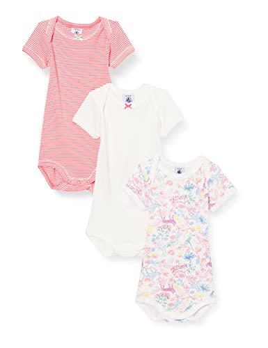 Petit Bateau Baby-Jungen 5990900 Unterwäsche, Mehrfarbig, 98