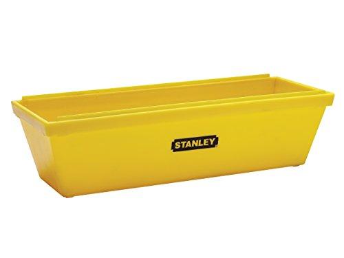 Stanley Spachtelkasten aus Kunststoff (254 mm Länge, angeschrägte Form für einfache Handhabung) STHT0-05866