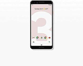 Google Pixel 3  64GB 4GB RAM  5.5 QHD+ IP68 Water Resistant Snapdragon 845 GSM/CDMA Factory Unlocked  AT&T/T-Mobile/Verizon/Sprint   Not Pink