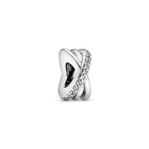 Pandora Distanziatore per Charm Donna Argento - 791994CZ