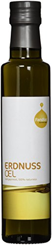 Fandler Erdnussöl, 1er Pack (1 x 250 ml)