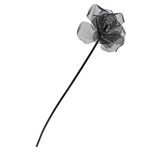 Sabrook Home 15422-02 Blumendekoration, Metall, Schwarz, 15,2 x 15,2 cm (L x B x H)