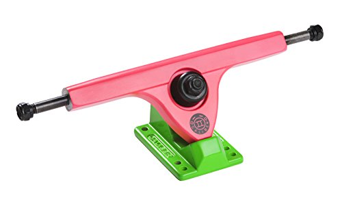 Caliber Trucks Cal II 50° RKP Longboard Trucks (Acid Melon)