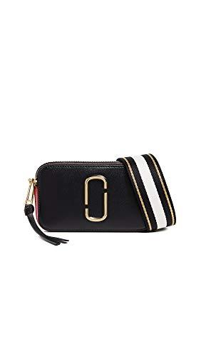 Marc Jacobs Da Donna piccola borsa fotografica istantanea Nero Unica Taglia