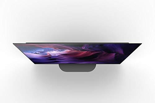 Sony KD48A9 BRAVIA 121cm (48 Zoll) Fernseher (Android TV, OLED, 4K, Ultra HD (UHD), High Dynamic Range (HDR), Smart TV, Sprachsteuerung, 2020 Modell), Schwarz