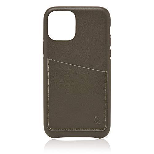 Castelijn & Beerens | Nappa X | Back Cover Wallet iPhone 11 PRO | groen