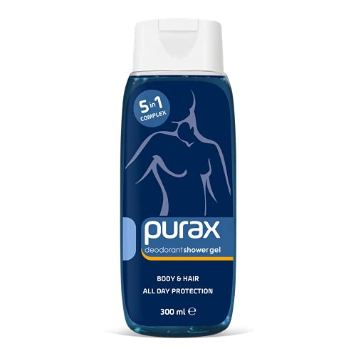 PURAX Deodorant Shower Gel 300ml