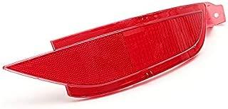 Catadioptre Réflecteur Feux Gauche Pare-chocs Rouge pour Ford Fiesta MK7 08-12
