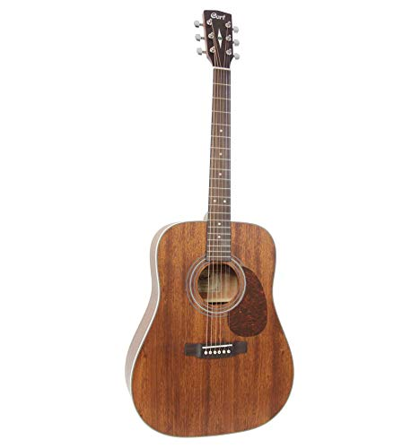 Cort Earth 70 - Guitare acoustique série EARTH - Naturel pores ouverts