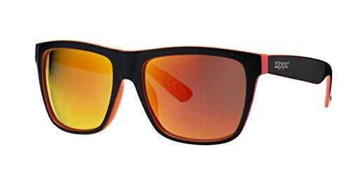 Zippo Multicoating Lens Sonnenbrillen, blau, M