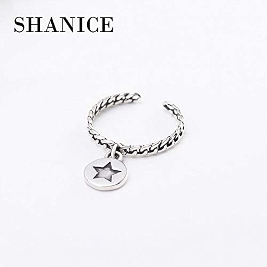 New Sterling Silver Rings for Women | Twist Rings | Cute Star Ring | Vintage Style | Jewelry | Gift