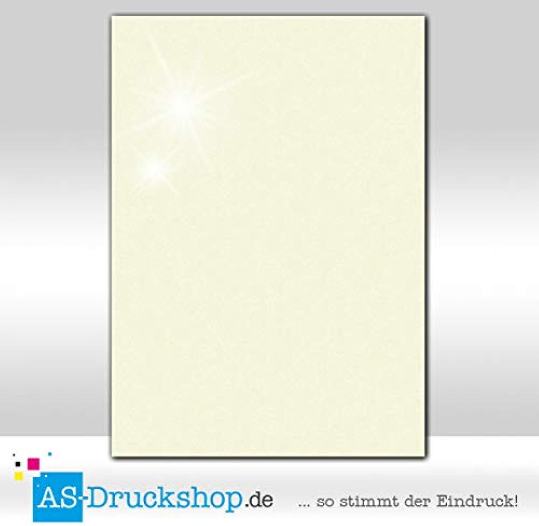 Farbiges Papier - Pistache Pistache Pistache - mit Perlmutt-Glanz   100 Blatt DIN A4   120 g-Papier B07GFNSZV2 | Bekannt für seine gute Qualität  4f3140