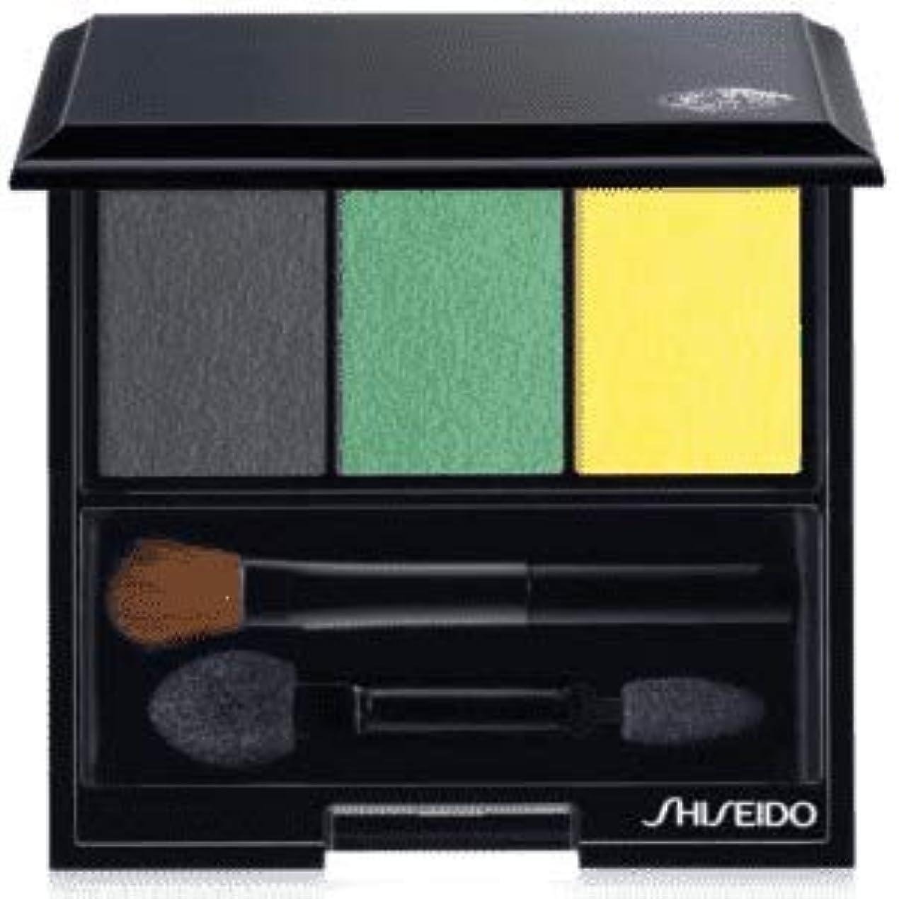 知る滅びる破産資生堂 ルミナイジング サテン アイカラー トリオ GR716(Shiseido Luminizing Satin Eye Color Trio GR716) [並行輸入品]