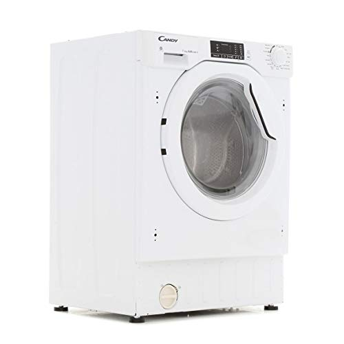 Candy CBWD7514D-80 Integrated Washer Dryer 7kg Wash 5kg Dry 1400rpm Washer Dryer - White