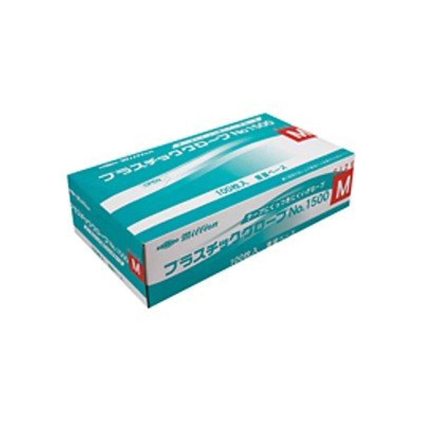 宿スペアマーチャンダイジングミリオン プラスチック手袋 粉付No.1500 M 品番:LH-1500-M 注文番号:62741576 メーカー:共和