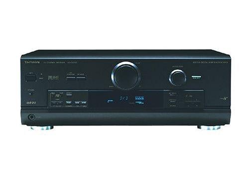 Technics SA-DX 750EG-K Receiver schwarz