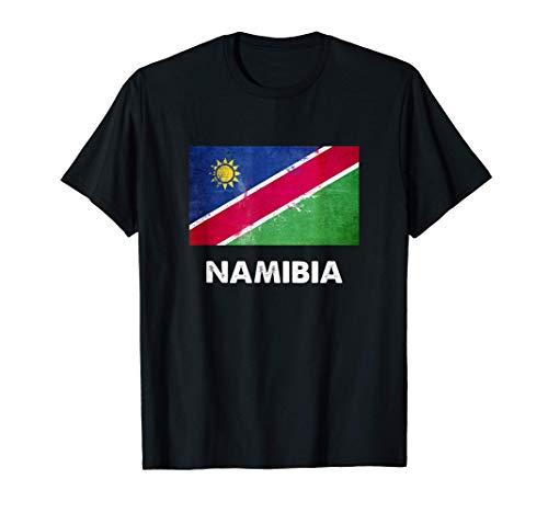 Namibia Flag Shirt   Namibian T-Shirt