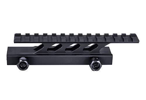 Monstrum Lockdown Series Lightweight Riser Mount | High Profile | 5.5 inch L / 13 Slot