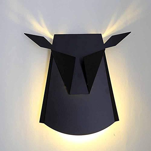 meimie00 LED wandlamp boven naar beneden wandlamp binnen moderne verlichting accessoires voor woonkamer slaapkamer badkamer keuken eetkamer