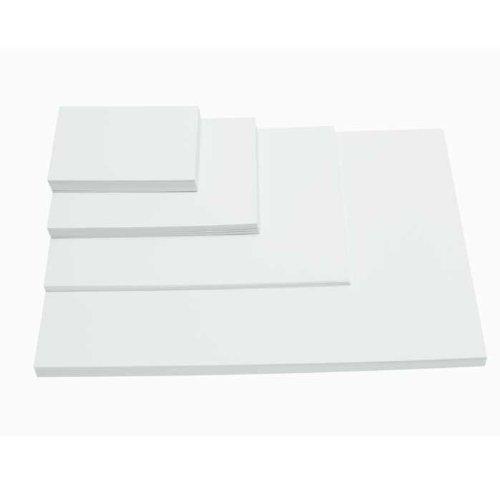 Encaustic Malkarten seidenmatt DIN-A5 50 Stück