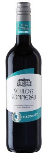 Schloss Sommerau alkoholfreier Rotwein