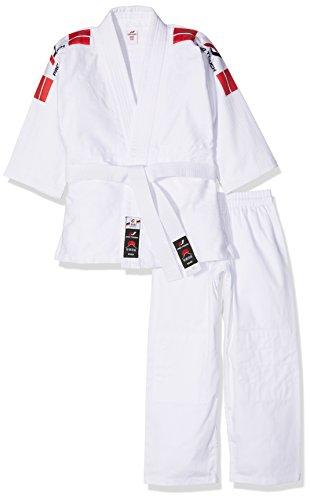 Pro Touch Kinder Judoanzug Keiko, Weiß, 110