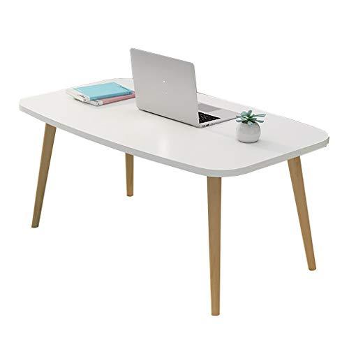 SH-tables Tabla De Computadora, Mesa De Centro Nórdica/Mesa De Comedor/De Escritorio/Mesa De Estudio para Niños, para Uso En El Hogar, Estudio, 3 Colores (Color : C, Size : 100X50X42CM)