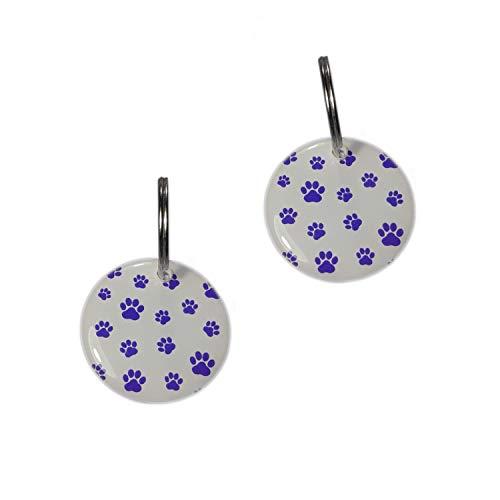 TECHNEE RFID Halsbandanhänger (kompatibel mit Allen Marken) - 2 Stück