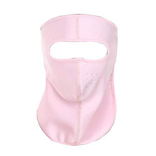CHRISTY HARRELL Laufmaske, leicht, tragbar und modisch, stilvoll und praktisch, einfach zu kombinieren für Aktivitäten im Innen- und Außenbereich, B