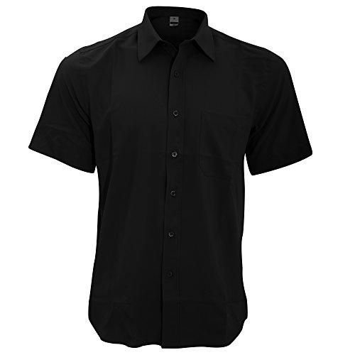 Henbury - Camisa Transpirable para trabajar de manga corta