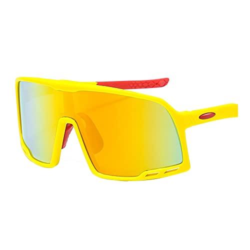 Gafas de sol polarizadas para hombres y mujeres para ciclismo al aire libre, gafas de sol deportivas para conducir, correr, pesca, golf, deportes de sol C2