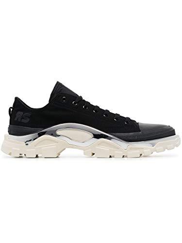 adidas Luxury Fashion By RAF Simons Uomo F34245 Nero Tessuto Sneakers | Primavera-Estate 20
