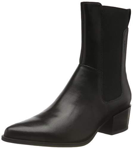 Vagabond Damen Marja Chelsea-Stiefel, Black, 38 EU