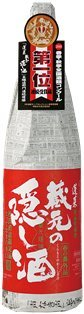 蔵元の隠し酒・春の番外品1.8L