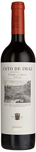 Coto De Imaz Rioja Tempranillo Reserve Red Wine 2014-3 Unidades
