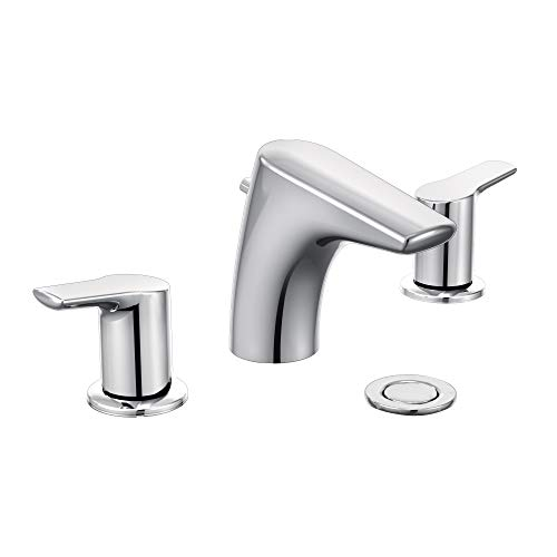 Moen méthode Mélangeur faible Arc de salle de bain robinet, T6820