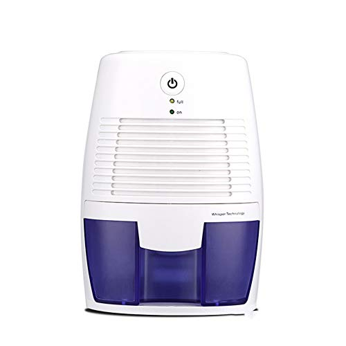 SRMTS Luftentfeuchter Mini 500ml Entfeuchter gegen Feuchtigkeit, Schmutz und Schimmel in kleinen Räumen im Haus, Abstellkammer, Kleiderschrank oder Wohnwagen