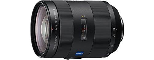 Sony SAL2470Z2, Standard-Zoom-Objektiv (24-70 mm, F2,8 ZA SSM II, Vario-Sonnar T*, A-Mount Vollformat geeignet für A99 Serie) schwarz