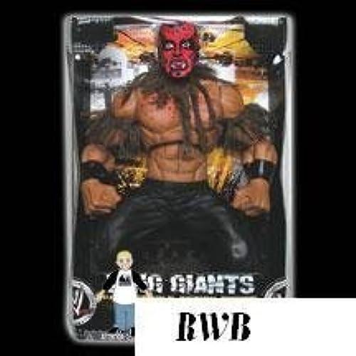 WWE JAKKS BOOGEYMAN RING GIANTS 6 FIGURE by Jakks