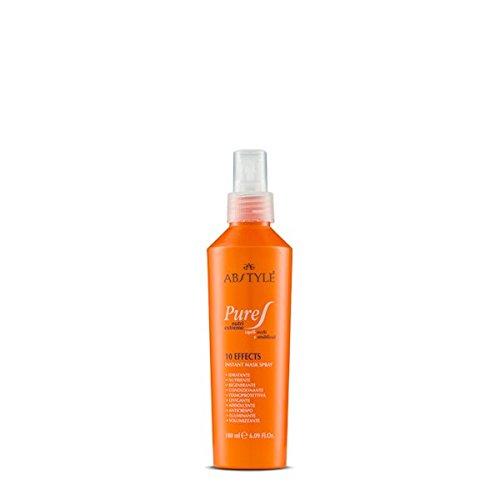 AB Style | pures Nutri Extreme – Masque Spray sans rinçage, durcisseur et regenerant contre les doubles pointes (180ml)