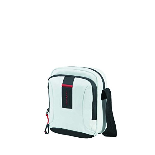 SAMSONITE Cross-Over S (White) -PARADIVER Light  Bolso Bandolera, 0 cm, Blanco