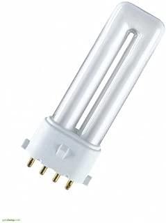 Osram 7w Dulux S/E 4-Pin Lamp 840 (4000k) - Cool White Colour/840 2G7 Cap